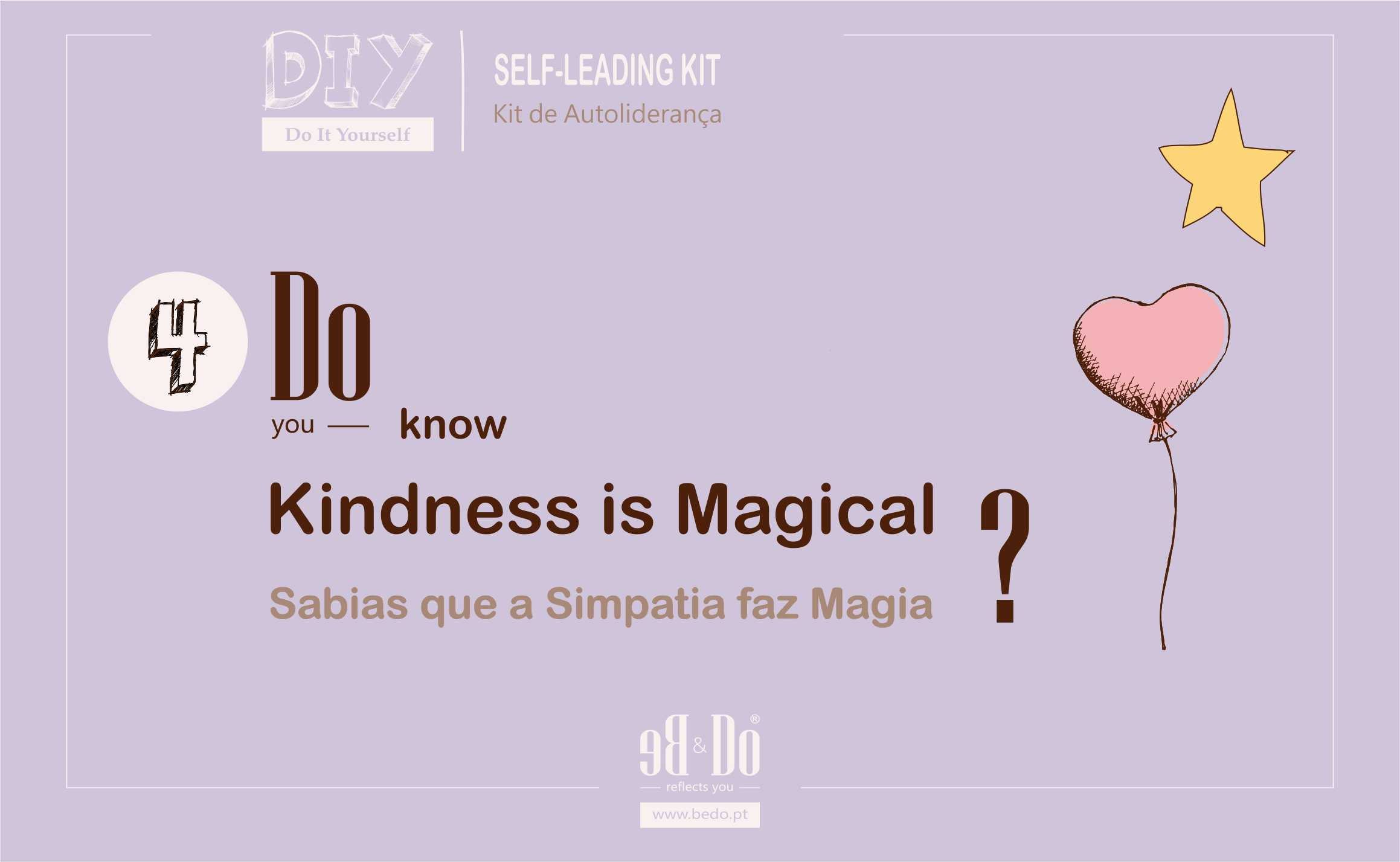 Kindness is Magical, do you know?